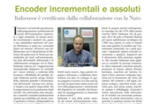 "Italian magazine ""Il Sole24Ore (ITALIAPIU')"" – article about Italsensor. Cooperation with NATO"