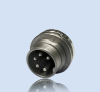 Male connector 5 poles