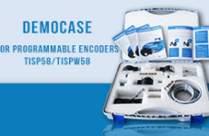DEMOCASE for programmable encoders TISP58/TISPW58