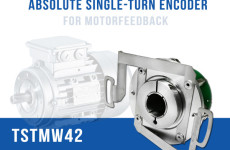 NEW ABSOLUTE ENCODER SIN/COS